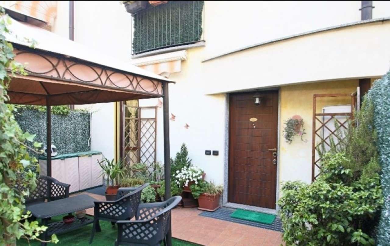 Villa a Schiera in vendita a Gerenzano, 4 locali, prezzo € 239.000 | CambioCasa.it