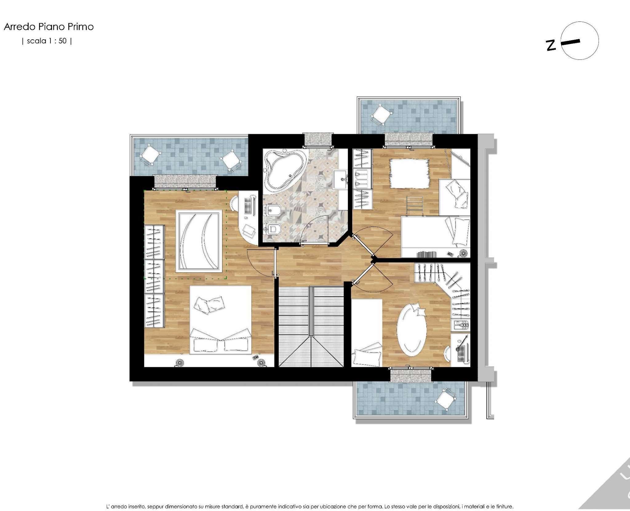 Villa Bifamiliare in vendita a Gerenzano, 4 locali, prezzo € 300.000 | CambioCasa.it