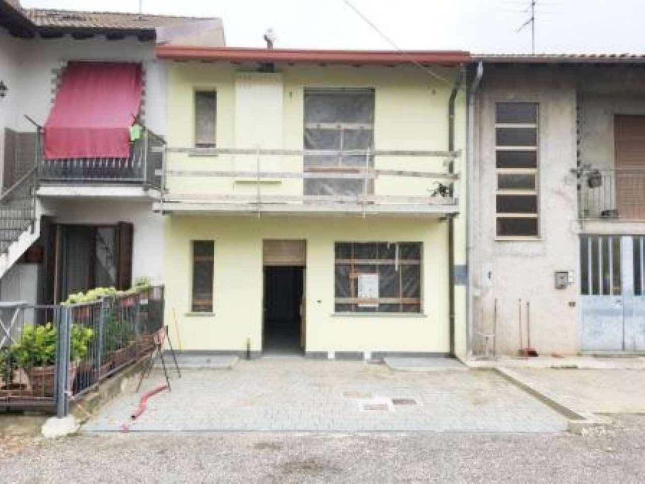 Soluzione Semindipendente in vendita a Gerenzano, 3 locali, prezzo € 200.000 | CambioCasa.it