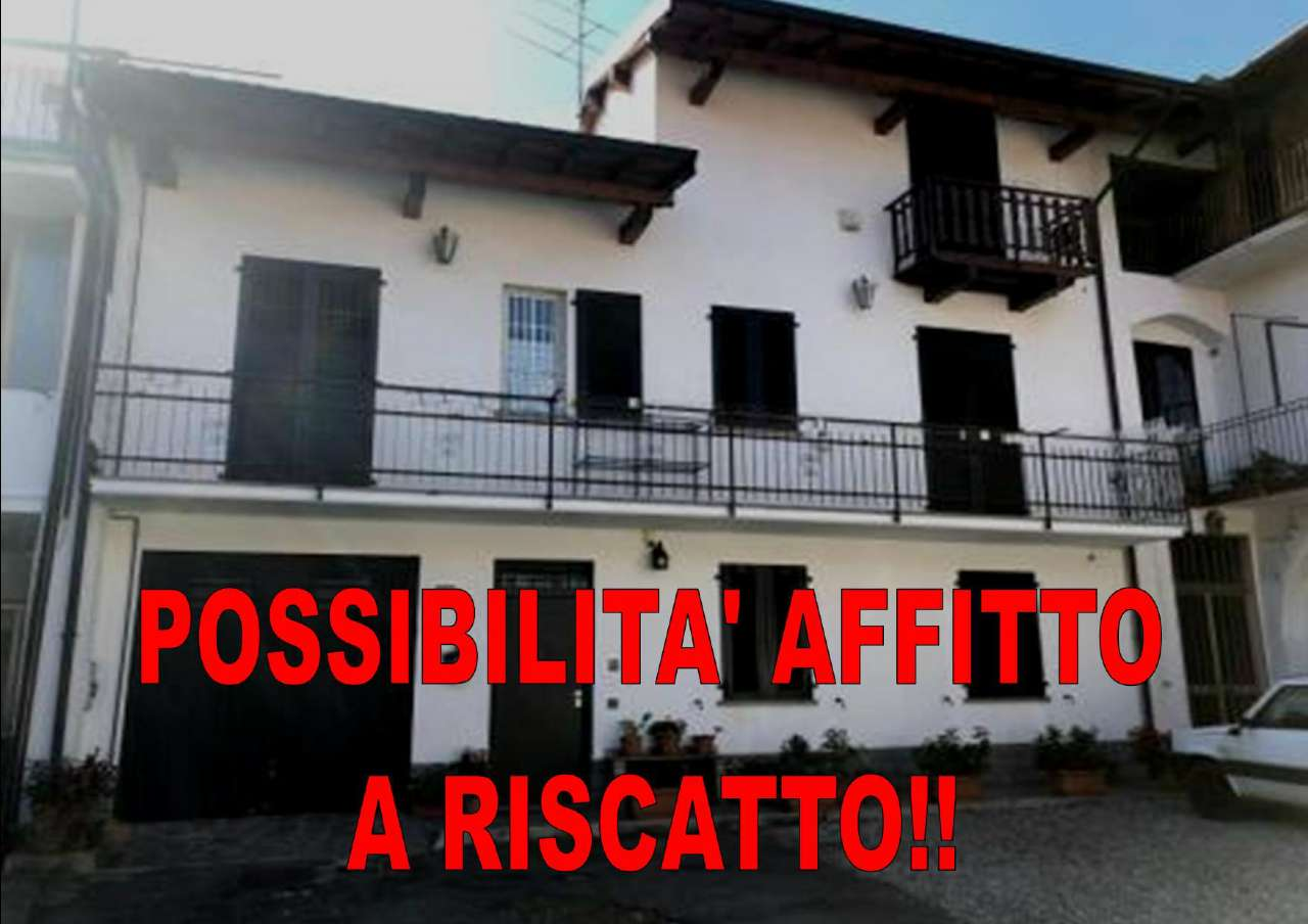 Soluzione Indipendente in vendita a Gerenzano, 4 locali, prezzo € 195.000 | CambioCasa.it