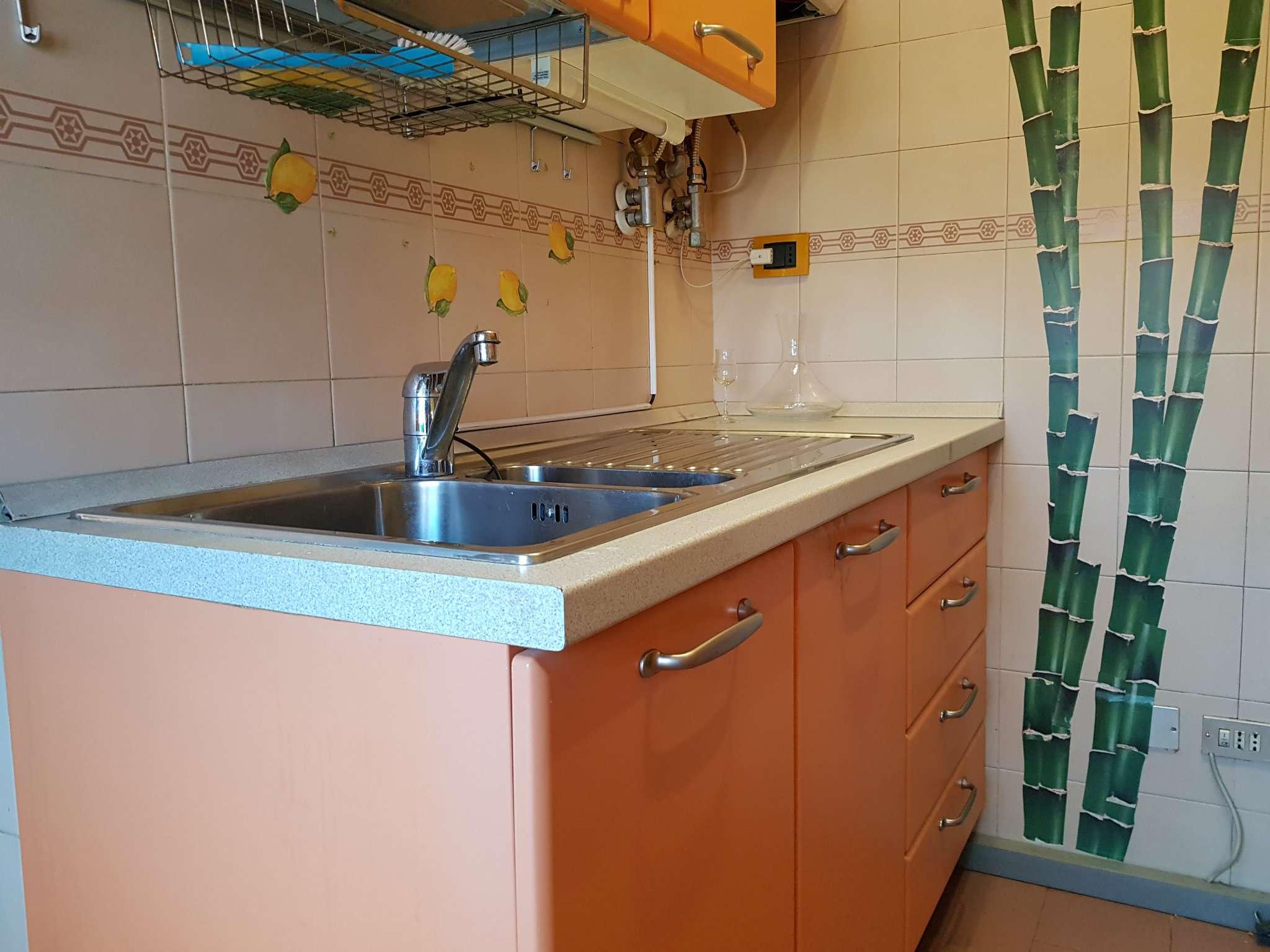 Appartamento in buone condizioni parzialmente arredato in affitto Rif. 6760317