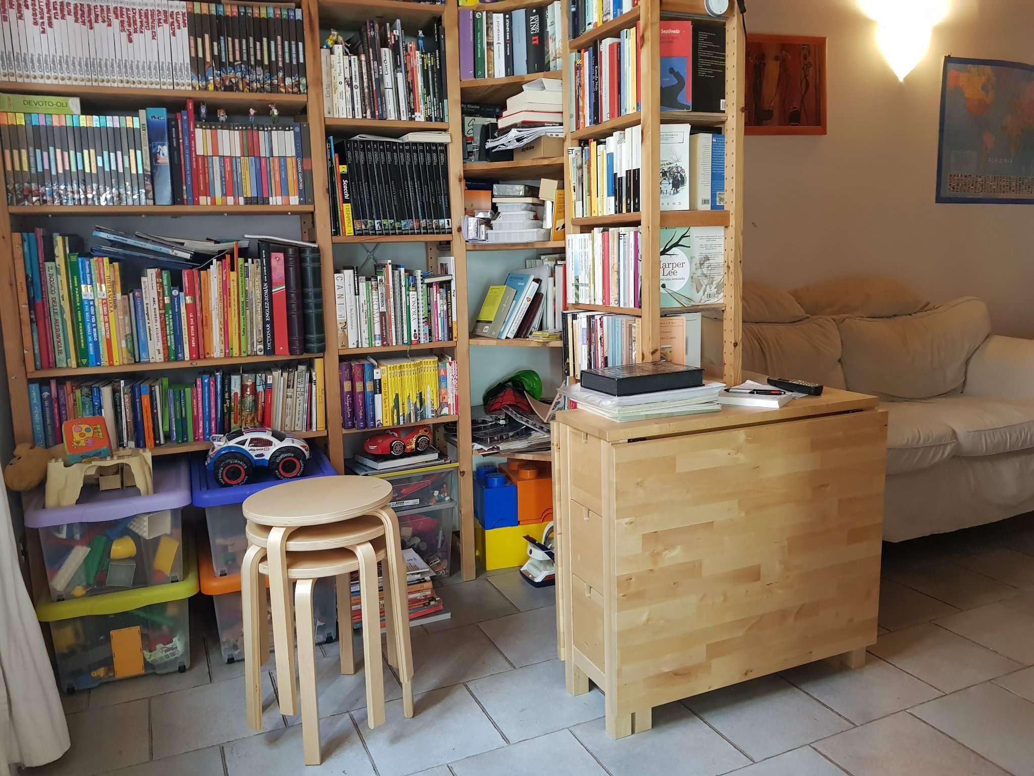 Appartamento in buone condizioni arredato in affitto Rif. 7530101