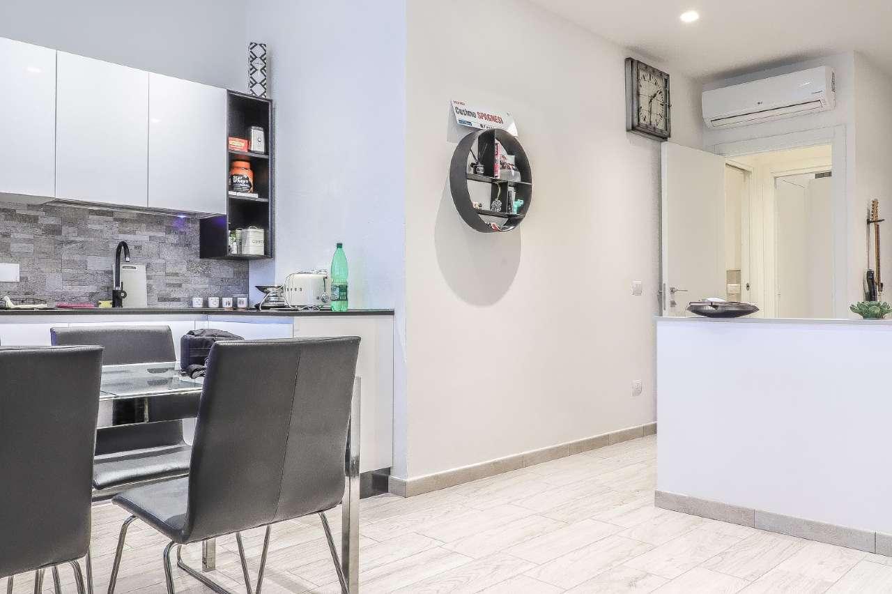 Appartamento ristrutturato arredato in vendita Rif. 8888133