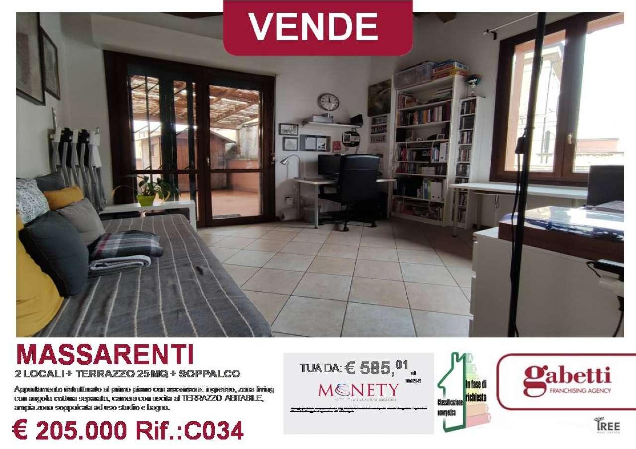 Appartamento in vendita a Bologna, 2 locali, zona Massarenti, prezzo € 205.000 | PortaleAgenzieImmobiliari.it