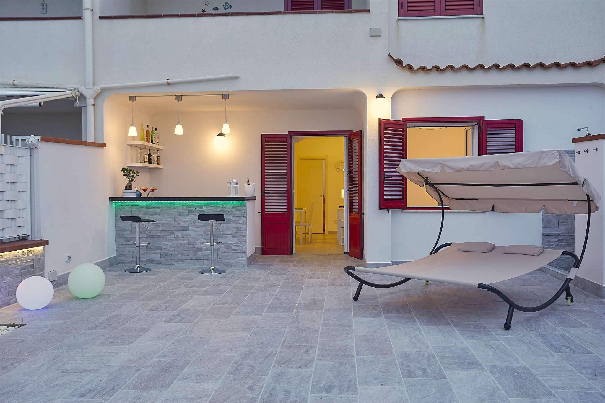 Appartamento con accesso alla spiaggia