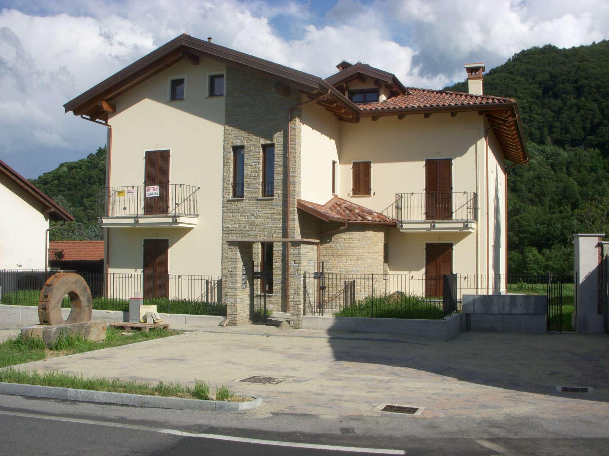 Appartamento in affitto a Barge, 3 locali, prezzo € 500 | CambioCasa.it
