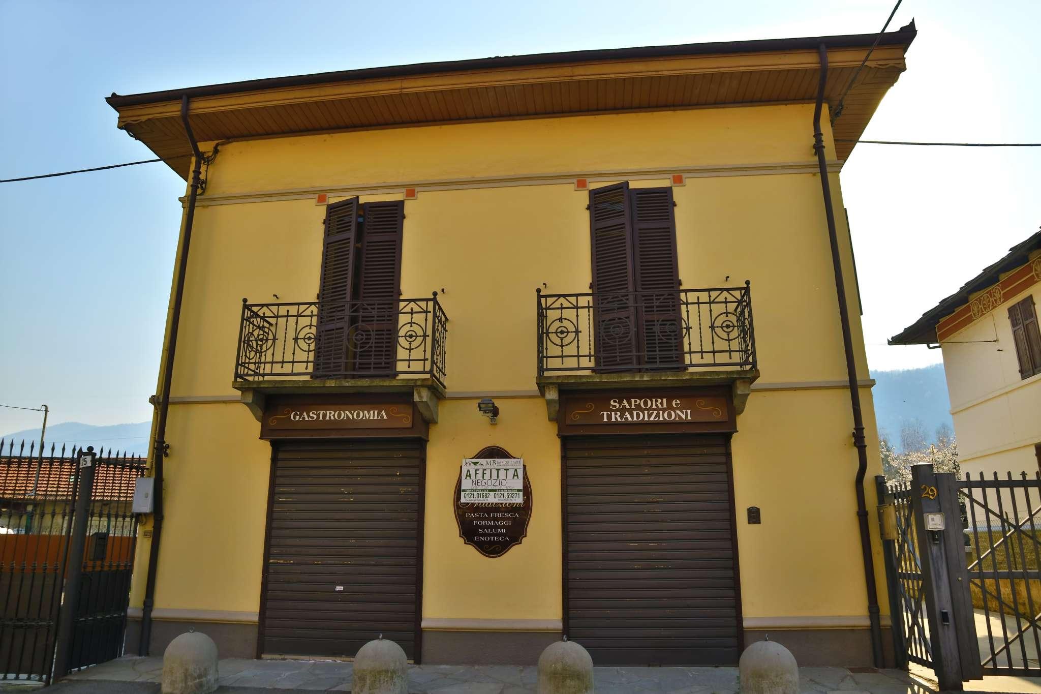 Negozio / Locale in affitto a Luserna San Giovanni, 3 locali, prezzo € 700 | PortaleAgenzieImmobiliari.it