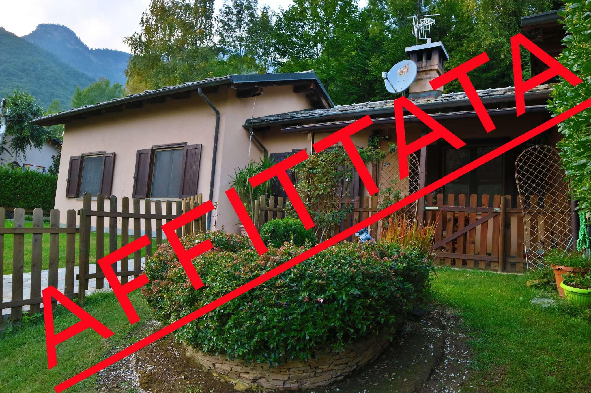 Villa a Schiera in affitto a Torre Pellice, 4 locali, prezzo € 490 | PortaleAgenzieImmobiliari.it