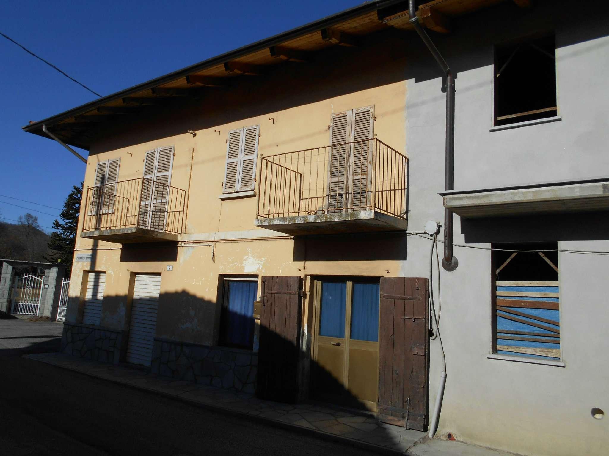 Soluzione Indipendente in vendita a Bricherasio, 6 locali, prezzo € 78.000 | PortaleAgenzieImmobiliari.it