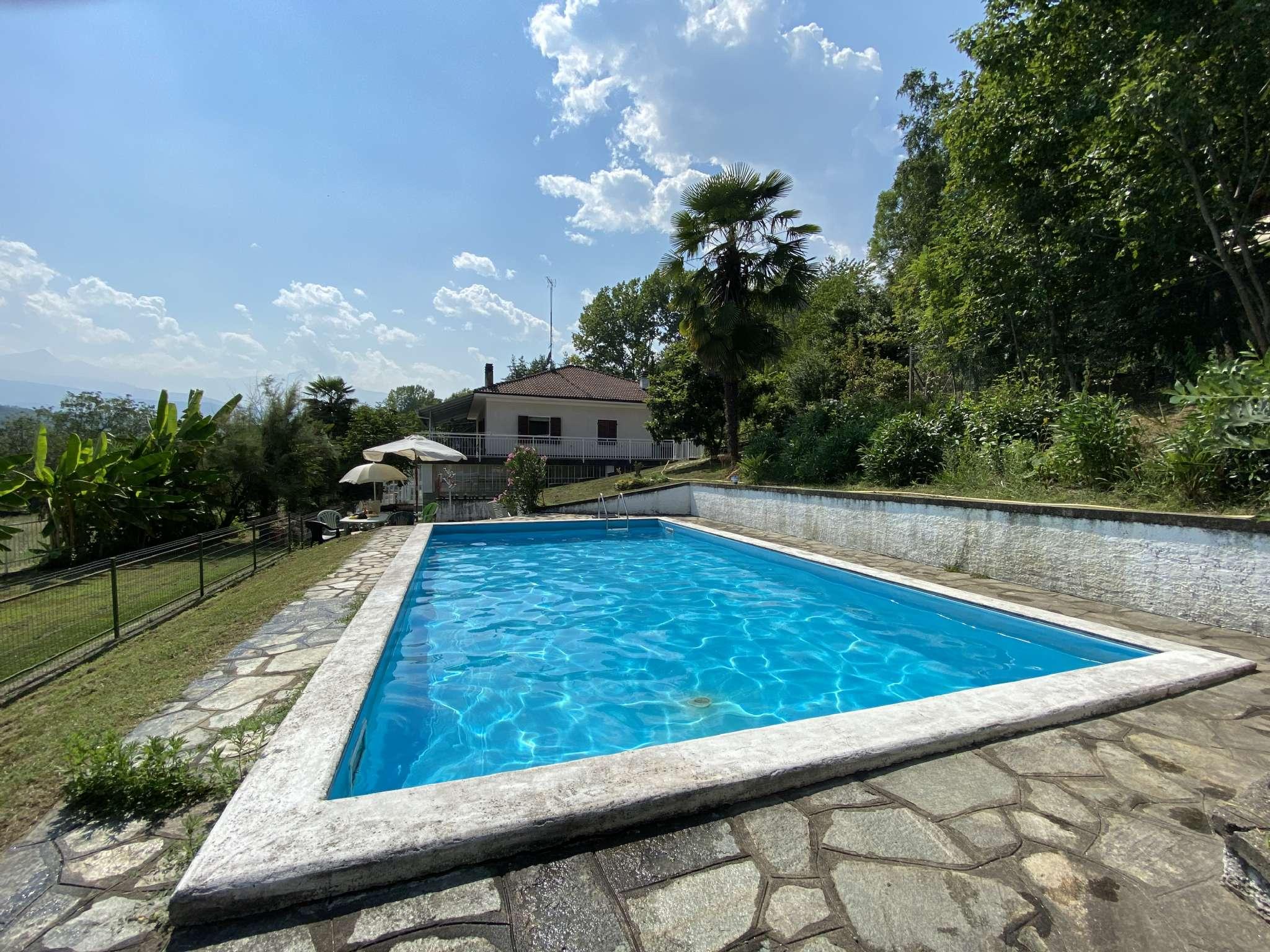 Villa in vendita a Bricherasio, 7 locali, prezzo € 265.000 | PortaleAgenzieImmobiliari.it