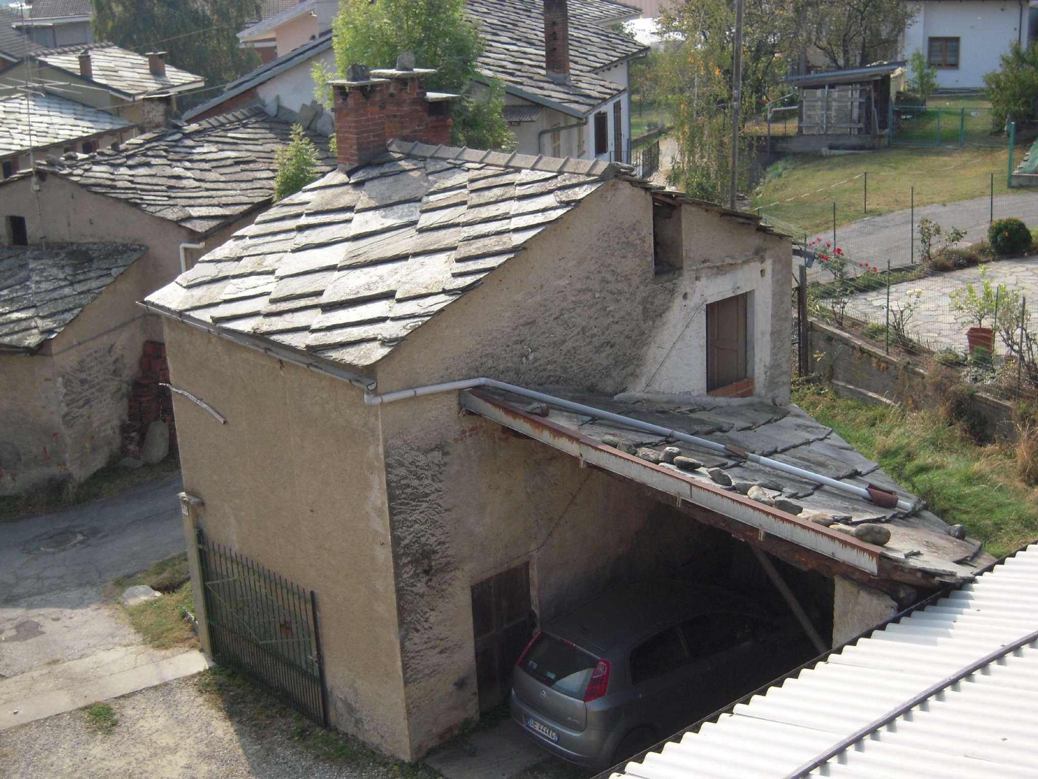 Soluzione Indipendente in vendita a Luserna San Giovanni, 5 locali, prezzo € 30.000   CambioCasa.it