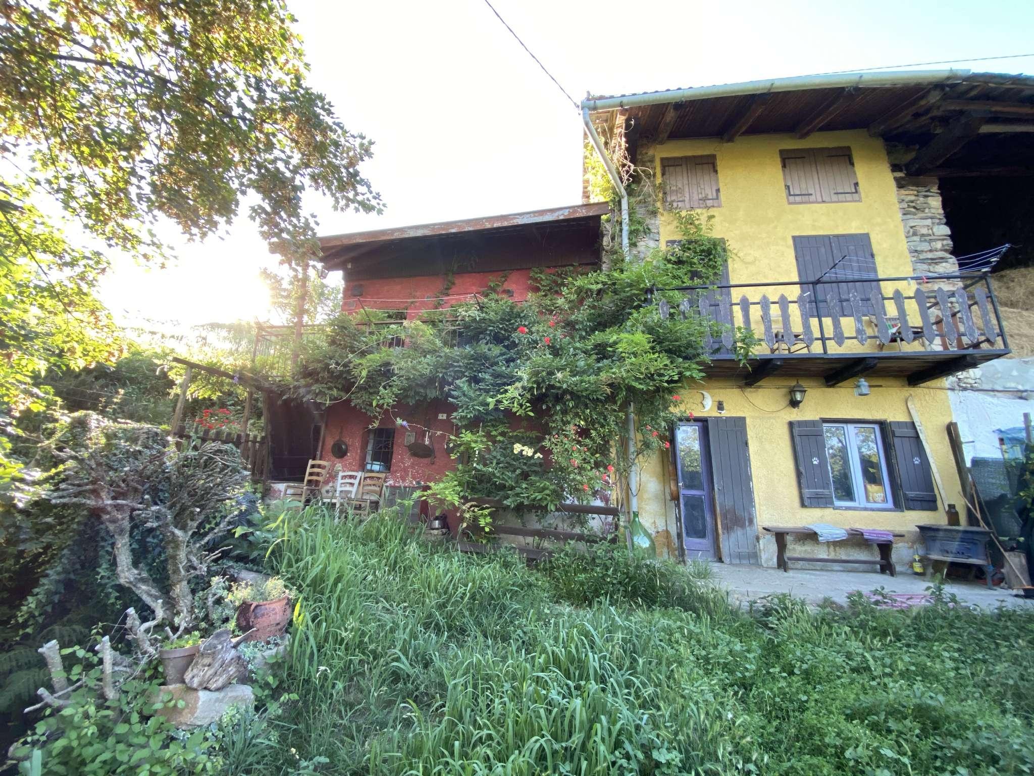 Rustico / Casale in vendita a San Pietro Val Lemina, 4 locali, prezzo € 49.000 | CambioCasa.it