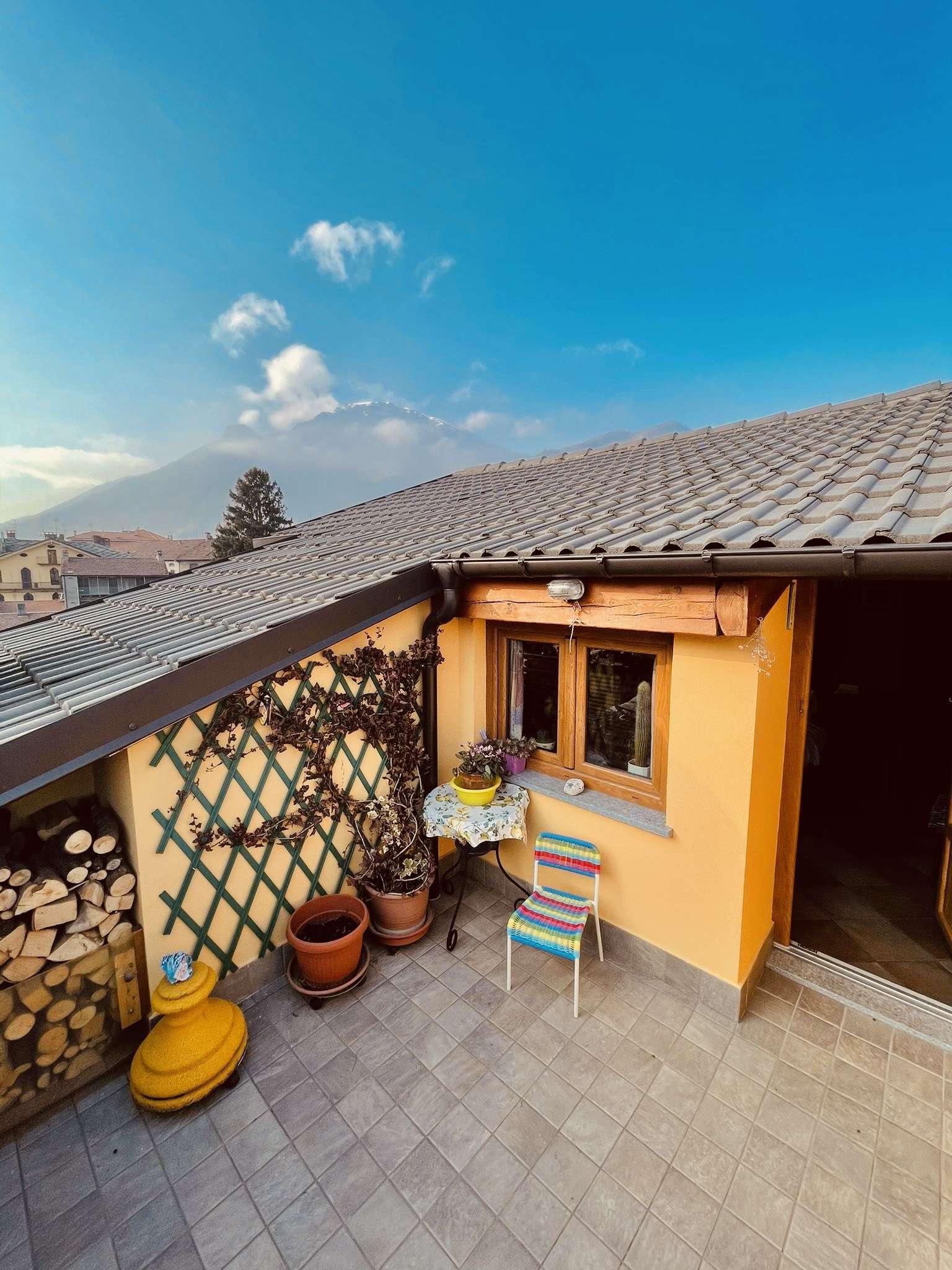 Appartamento in vendita a Torre Pellice, 4 locali, prezzo € 110.000 | PortaleAgenzieImmobiliari.it