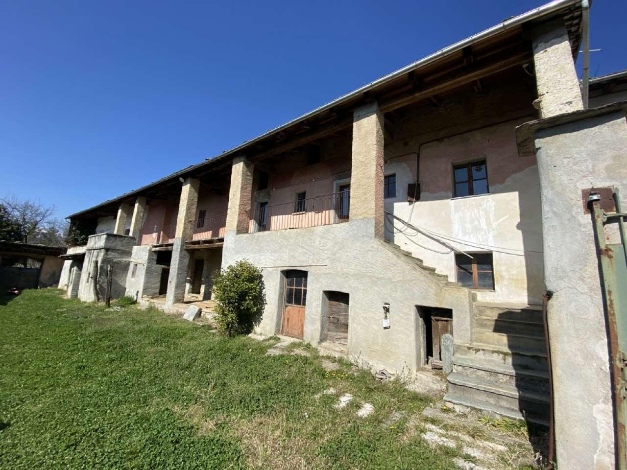 Soluzione Semindipendente in vendita a Luserna San Giovanni, 11 locali, prezzo € 73.000   CambioCasa.it