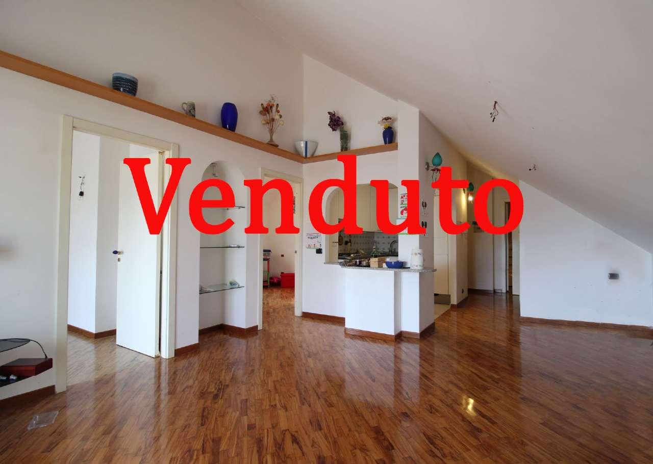 Attico / Mansarda in vendita a Genova, 4 locali, zona Sestri Ponente, Medio Ponente, prezzo € 173.000   PortaleAgenzieImmobiliari.it