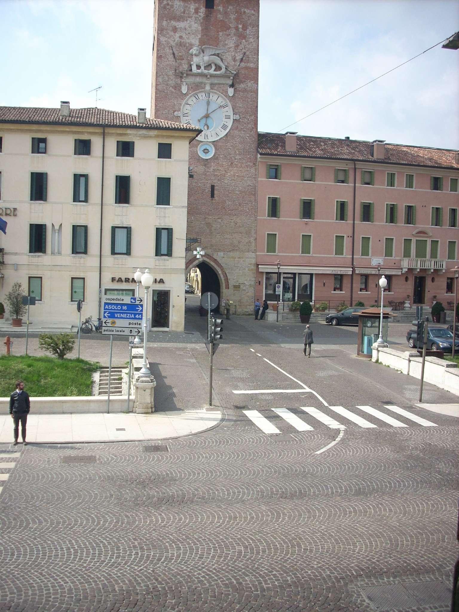 Ufficio / Studio in affitto a Castelfranco Veneto, 1 locali, prezzo € 500   CambioCasa.it