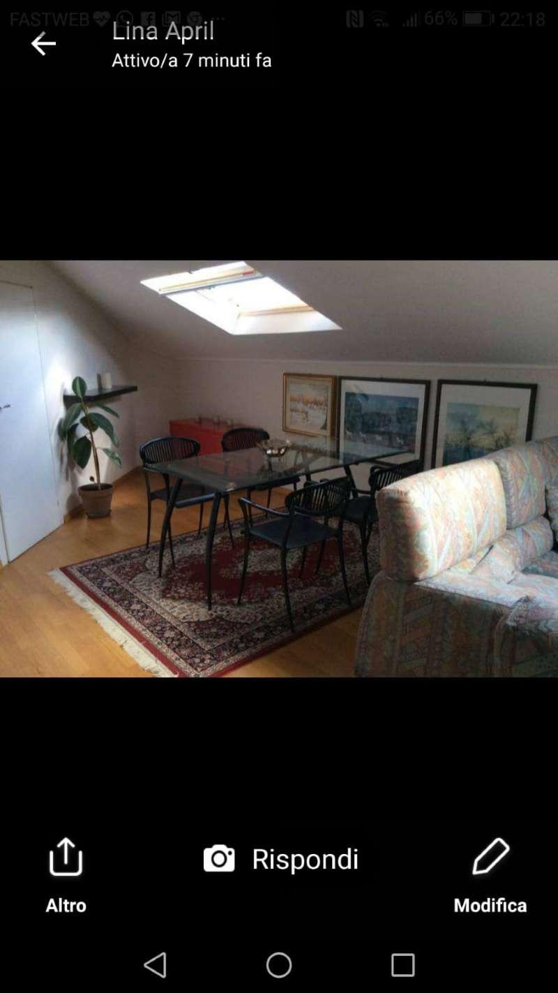 Appartamento in ottime condizioni arredato in affitto Rif. 8495426