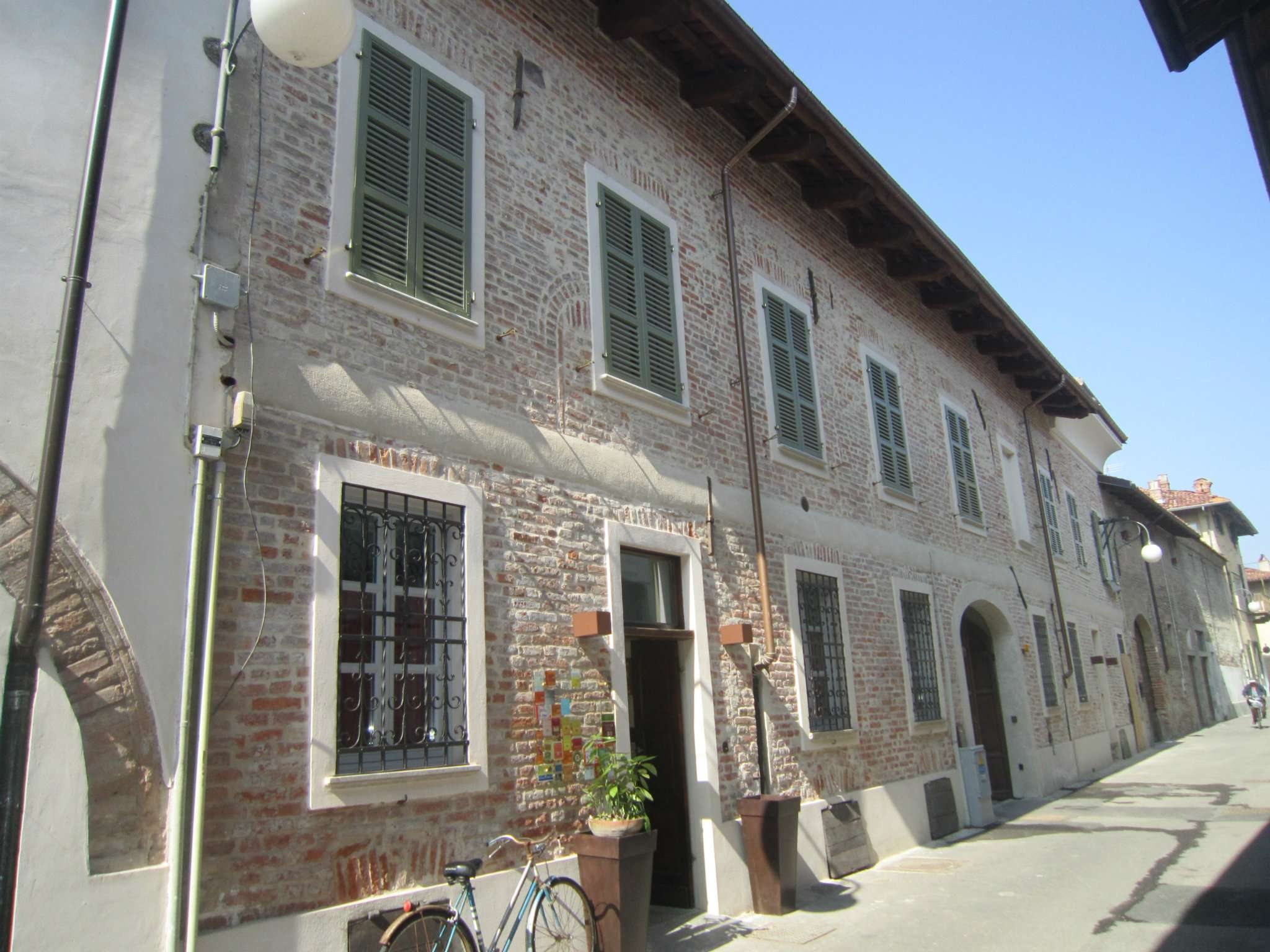 Appartamento in affitto a Cherasco, 2 locali, prezzo € 370   CambioCasa.it