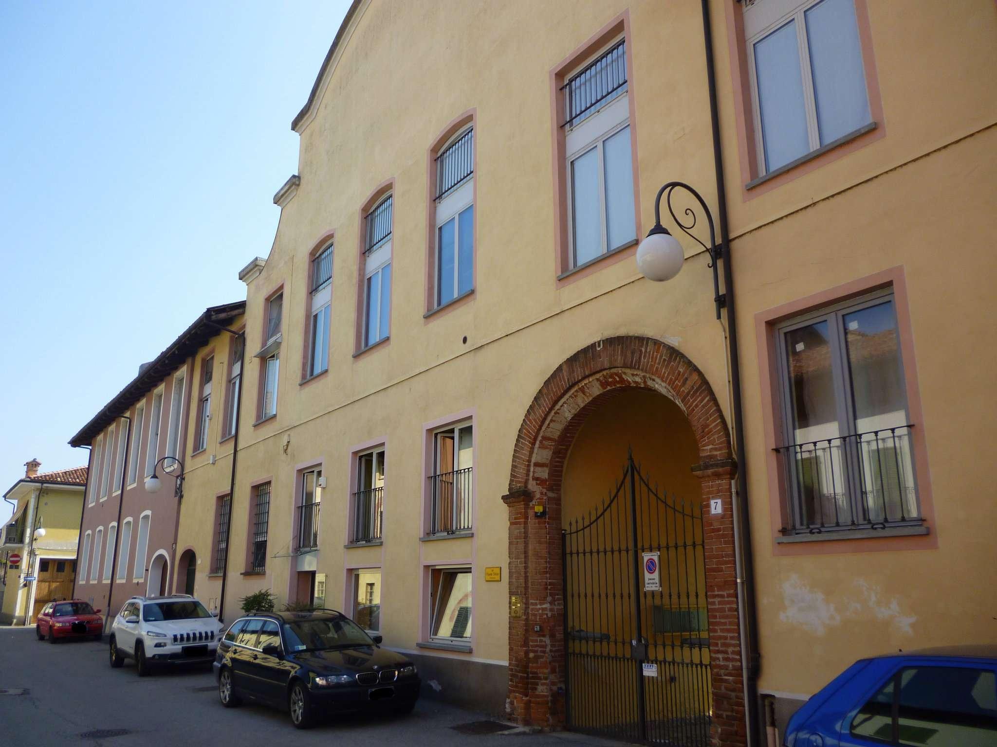 Appartamento in buone condizioni arredato in affitto Rif. 7737013