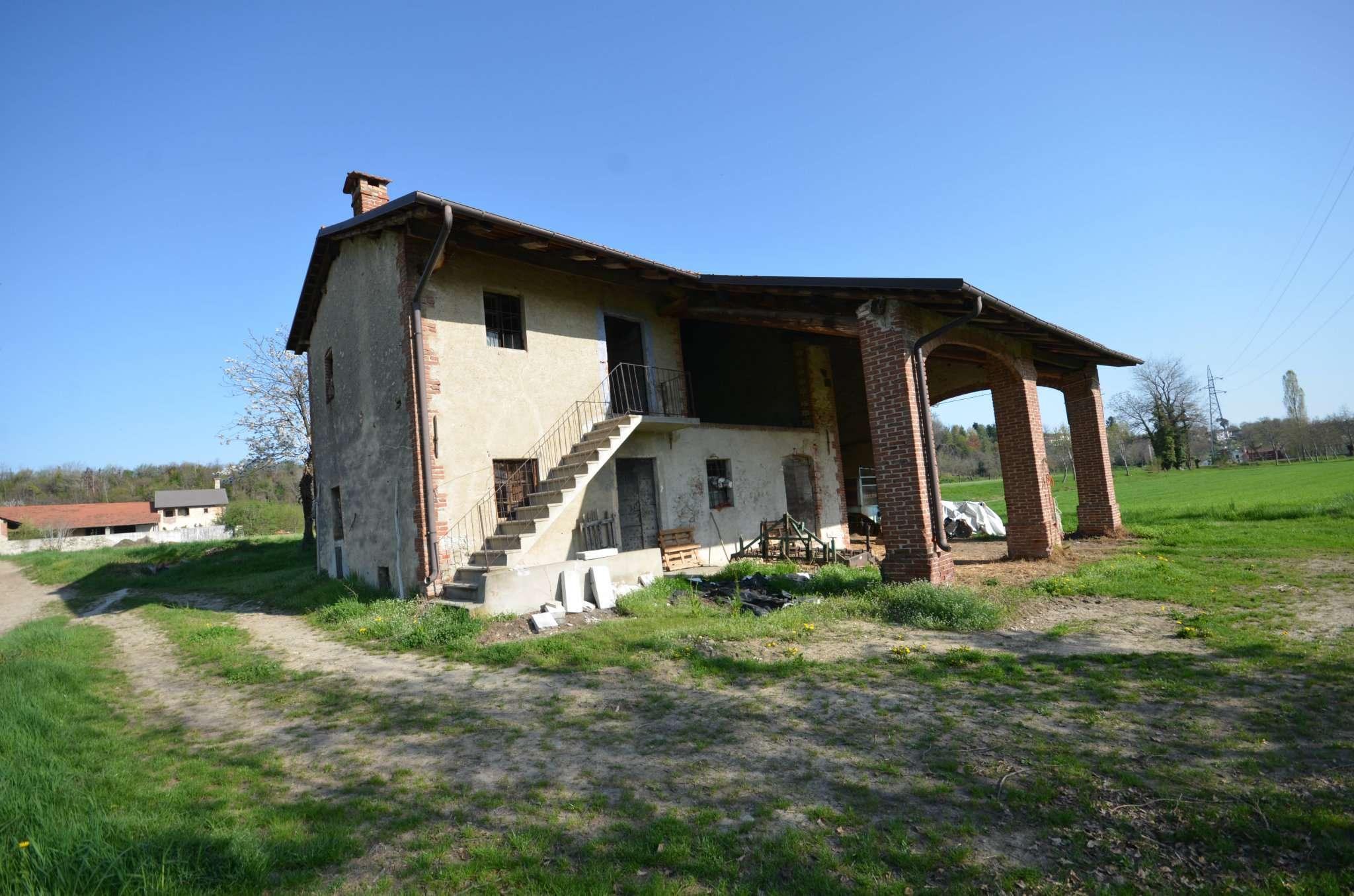 Foto 1 di Rustico / Casale Via Antica di Vignolo, Cuneo