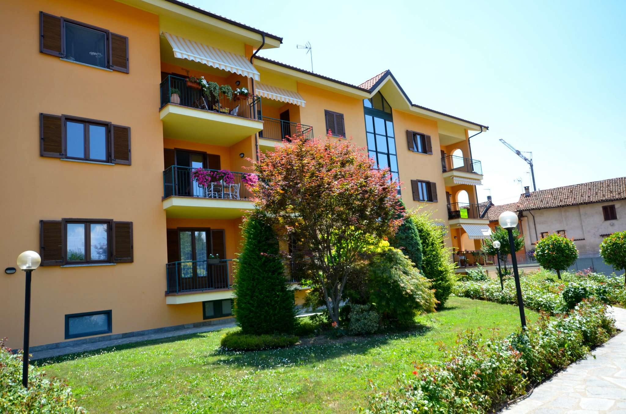 Appartamento in vendita a Centallo, 3 locali, prezzo € 130.000 | CambioCasa.it