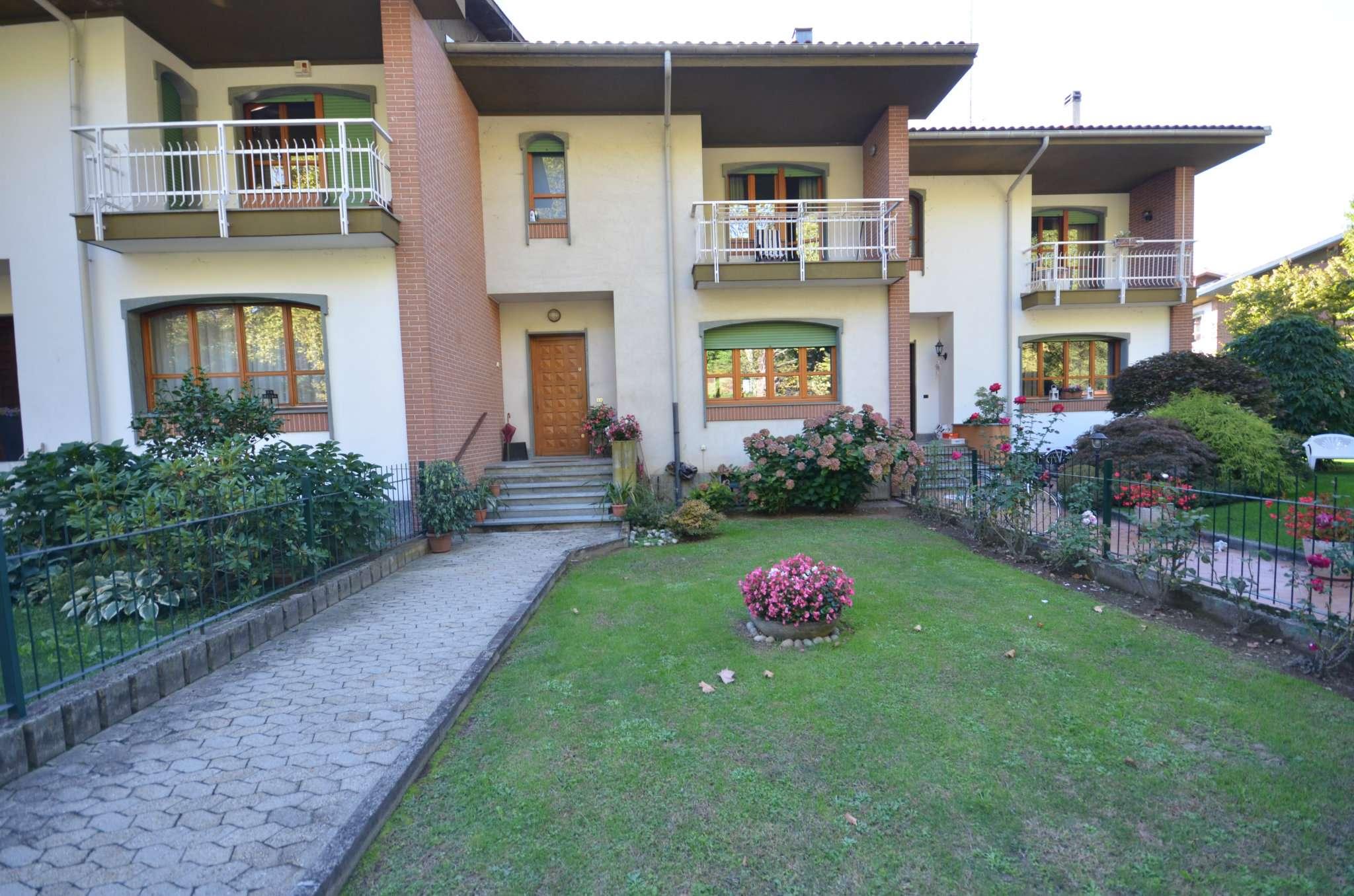 Foto 1 di Villetta a schiera Frazione Madonna dell'Olmo, Cuneo