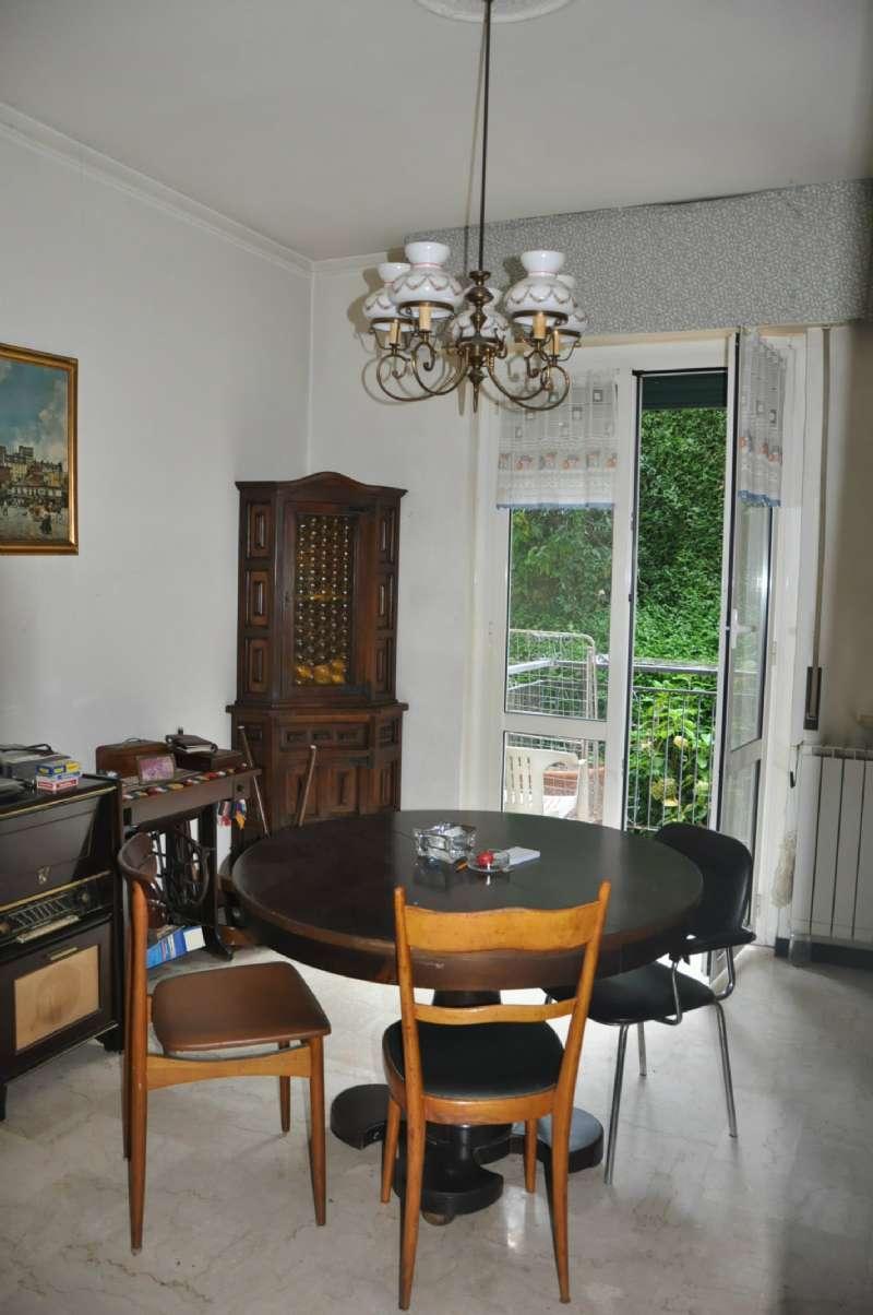 Appartamento genova vendita 70 mq riscaldamento for Conad arredo giardino 2017