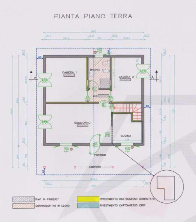 Soluzione Indipendente in vendita a Sant'Olcese, 6 locali, prezzo € 50.000 | PortaleAgenzieImmobiliari.it