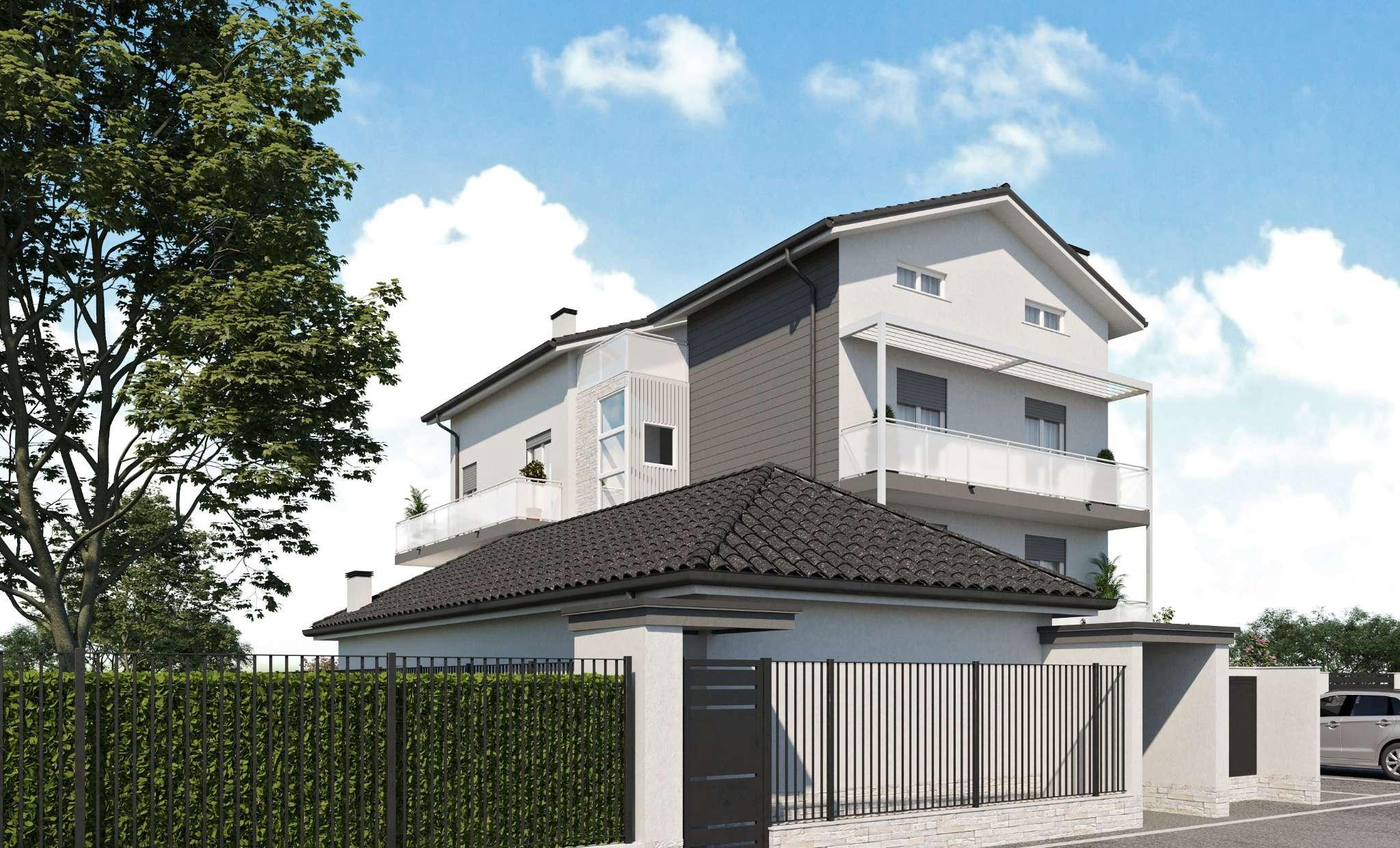 Appartamento in vendita a Cesano Maderno, 4 locali, prezzo € 198.000 | PortaleAgenzieImmobiliari.it