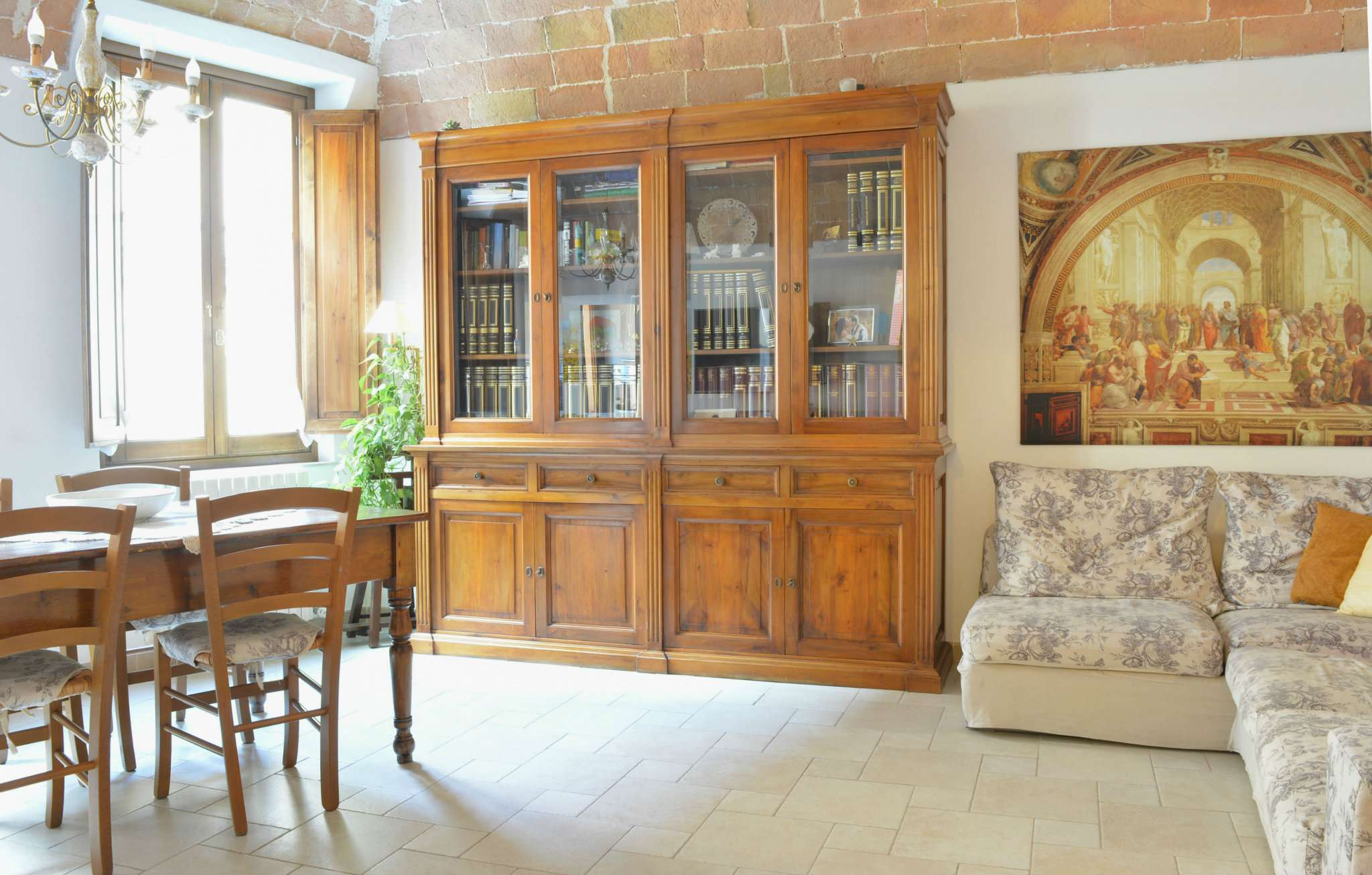 Appartamento ristrutturato parzialmente arredato in vendita Rif. 4419614