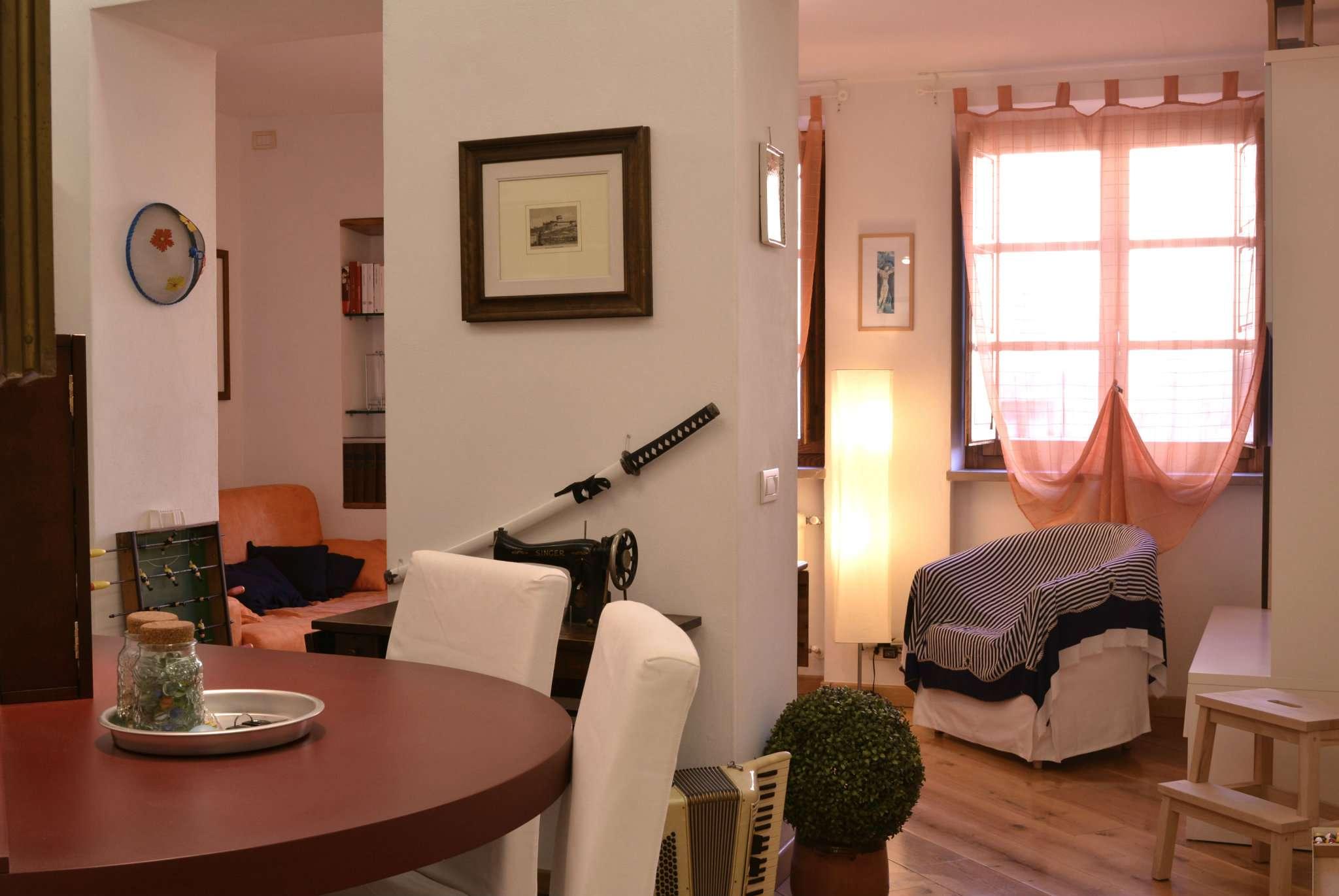 Appartamento ristrutturato arredato in vendita Rif. 4419618
