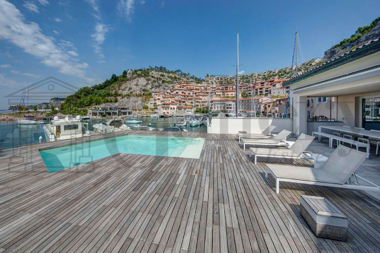 Sistiana Portopiccolo Villa con piscina