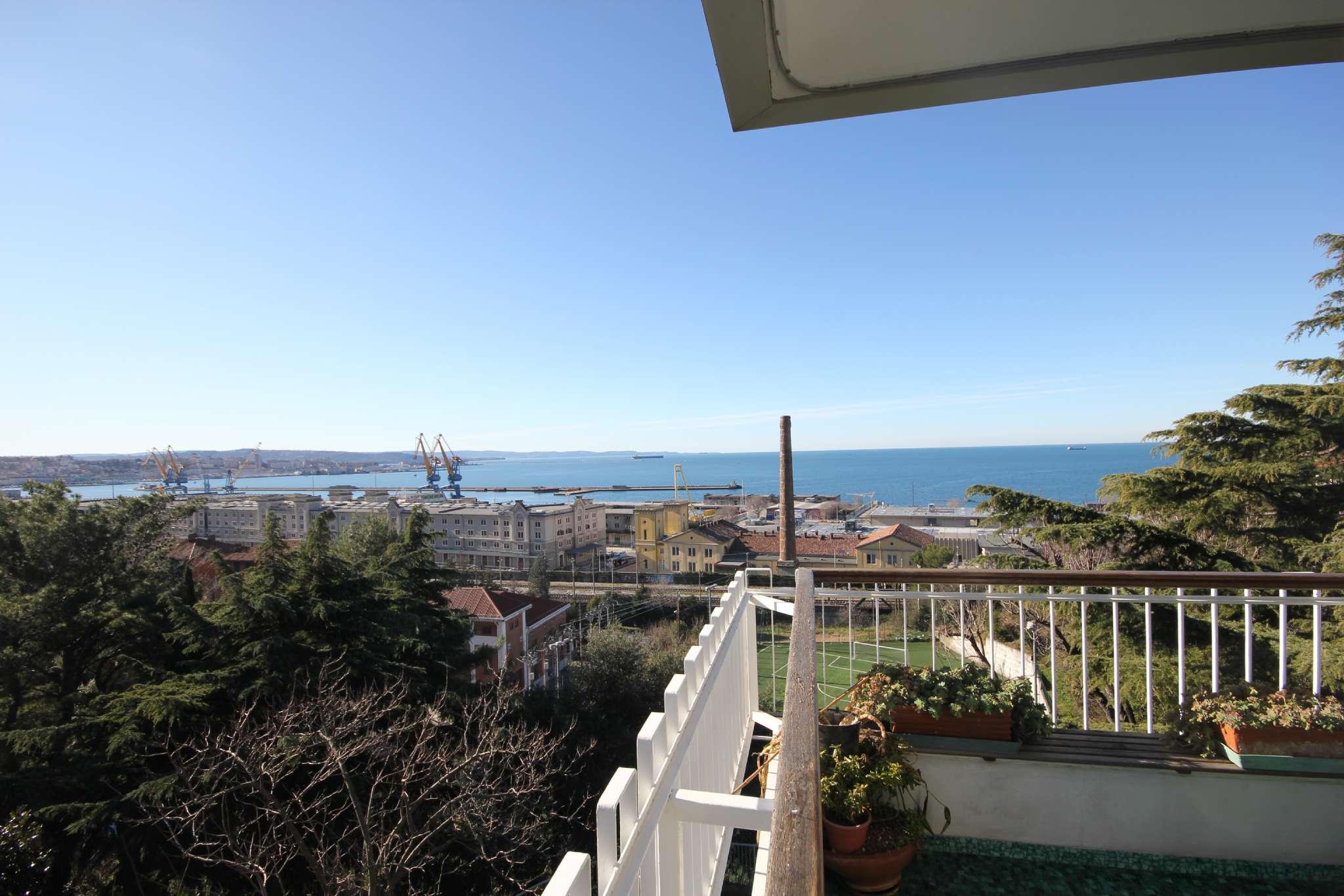 Appartamento in vendita a Trieste, 5 locali, prezzo € 550.000 | PortaleAgenzieImmobiliari.it