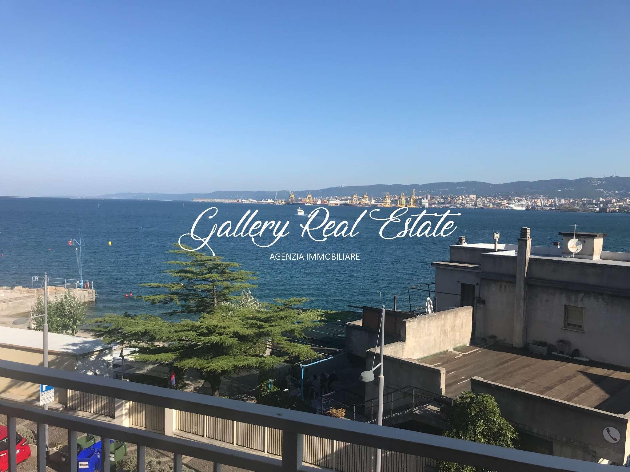 Appartamento in vendita a Muggia, 2 locali, prezzo € 170.000 | CambioCasa.it