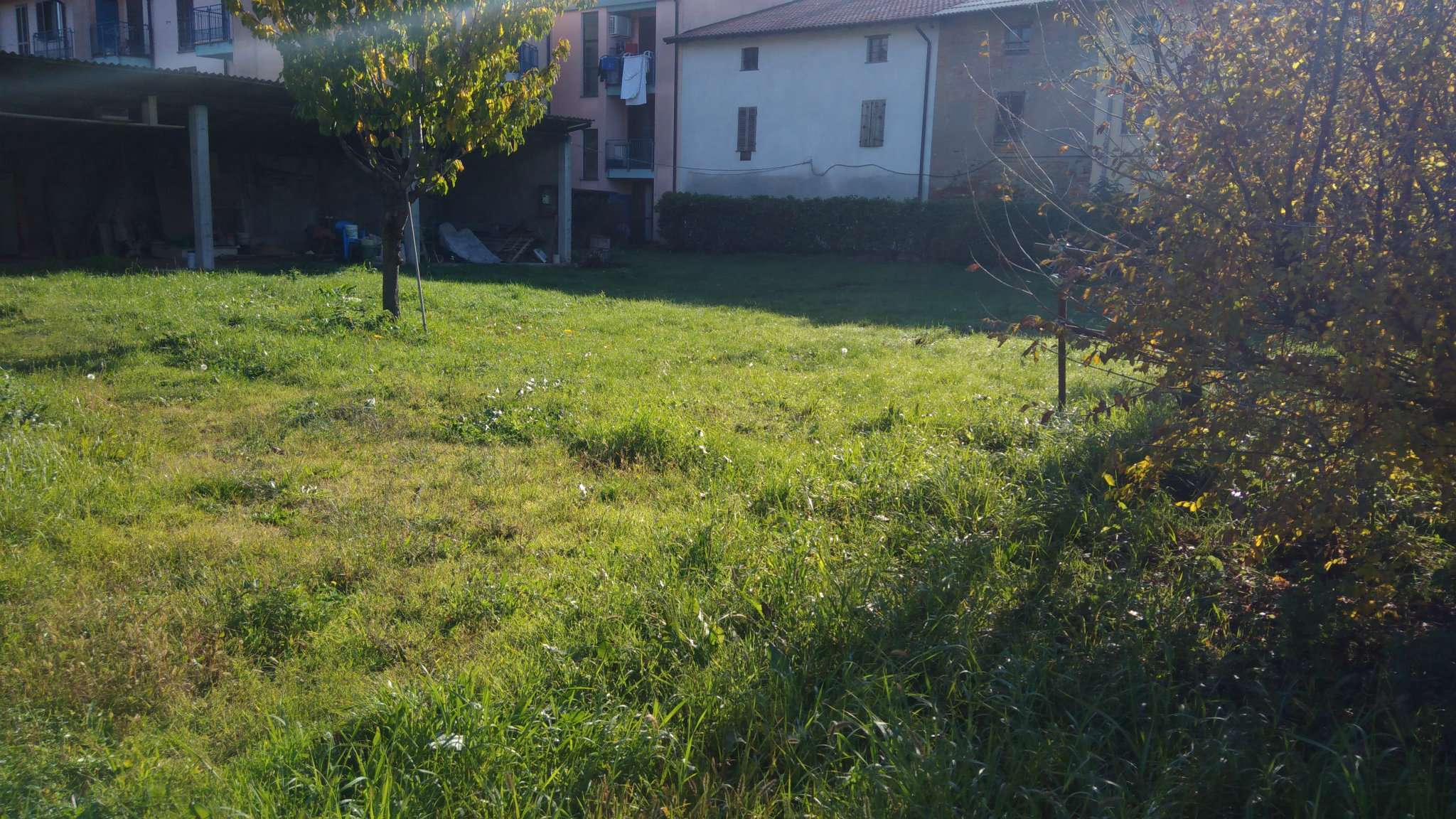 Terreno Edificabile Residenziale in Vendita a Castel Rozzone