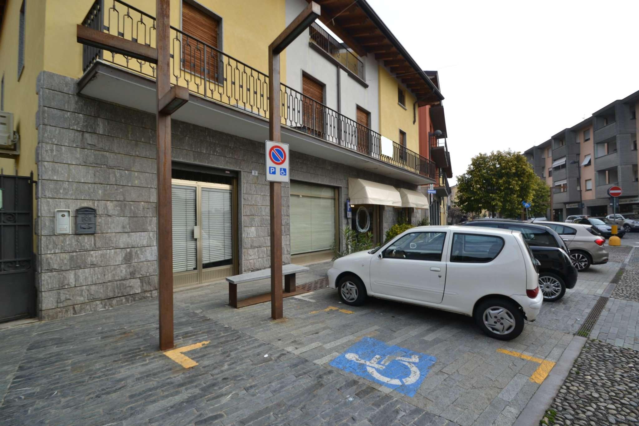 Negozio / Locale in vendita a Curno, 2 locali, prezzo € 119.000 | CambioCasa.it