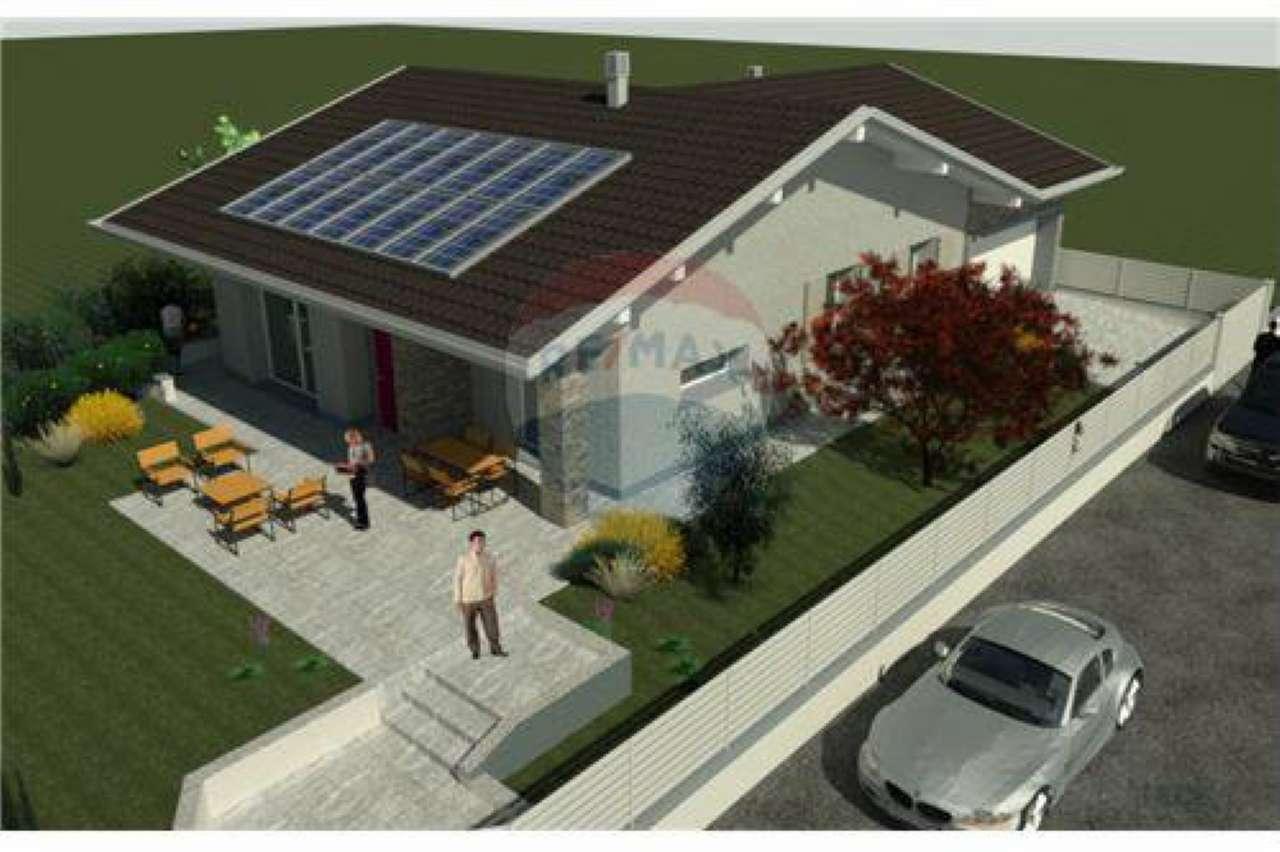 Villa in vendita a Chignolo d'Isola, 5 locali, prezzo € 355.000 | PortaleAgenzieImmobiliari.it