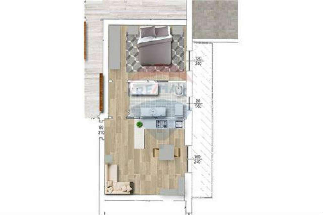 Appartamento in buone condizioni in vendita Rif. 7086642