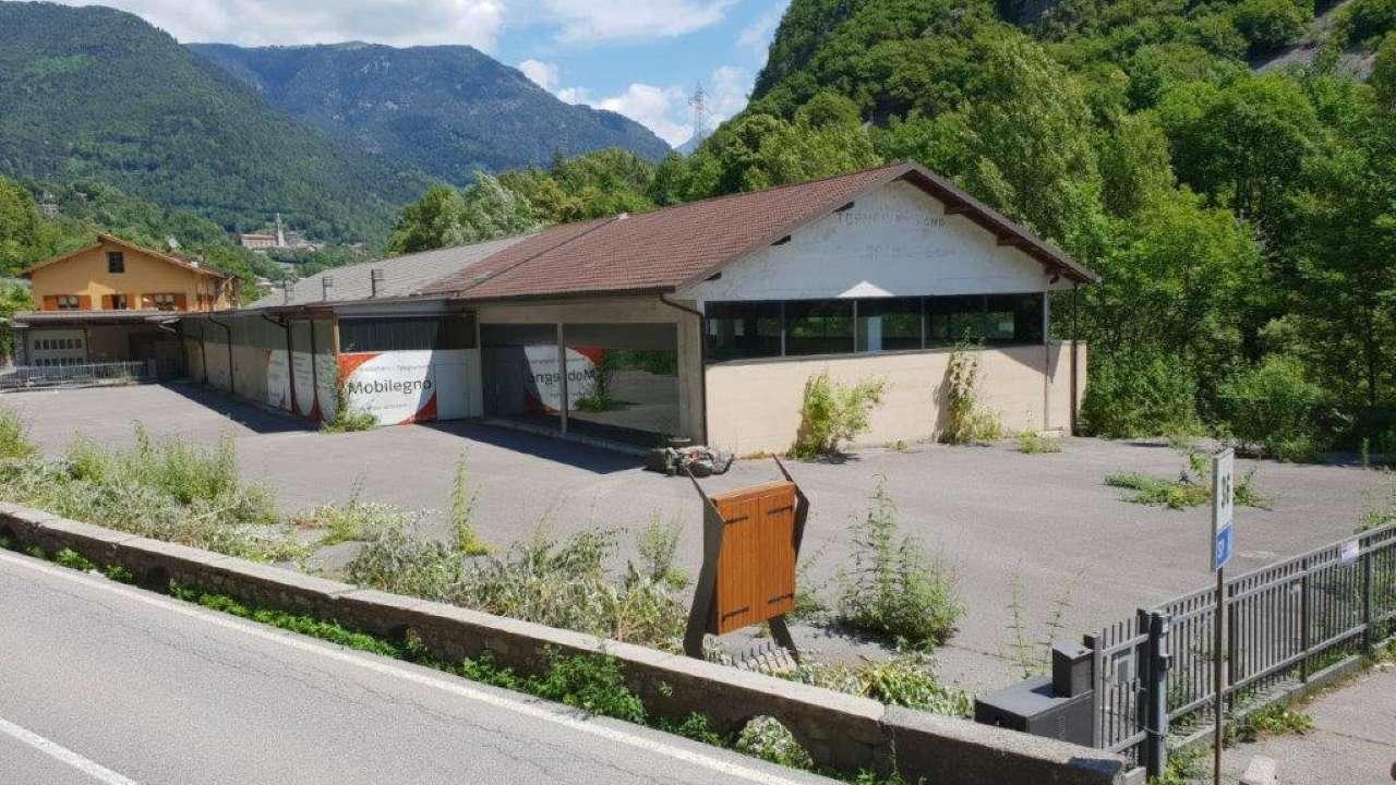 Capannone in vendita a Lenna, 10 locali, prezzo € 585.000 | PortaleAgenzieImmobiliari.it