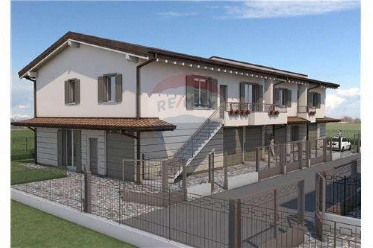 Appartamento in vendita a Caravaggio, 3 locali, prezzo € 165.000 | CambioCasa.it