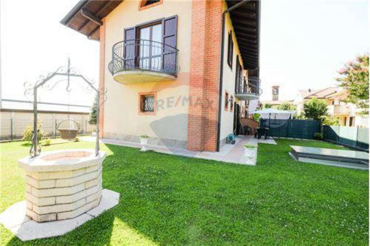 Villa a Schiera in Vendita a Suisio