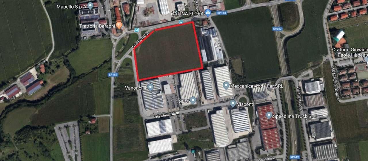 Terreno Edificabile Comm.le/Ind.le in vendita a Mapello, 9999 locali, prezzo € 1.090.000 | CambioCasa.it