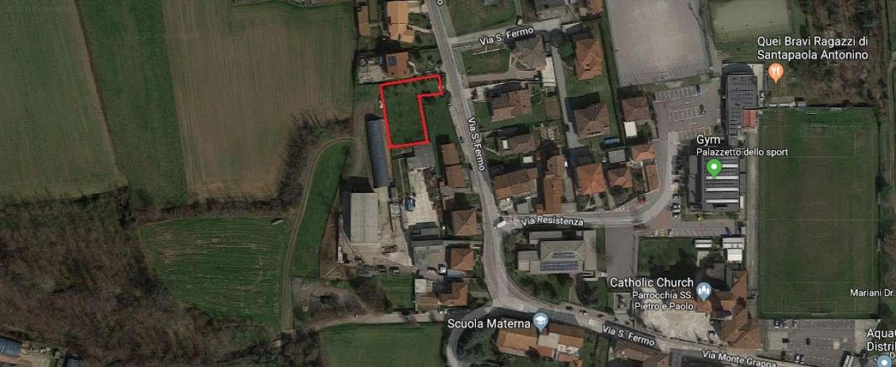 Terreno Agricolo in vendita a Brembate, 9999 locali, prezzo € 23.000 | PortaleAgenzieImmobiliari.it