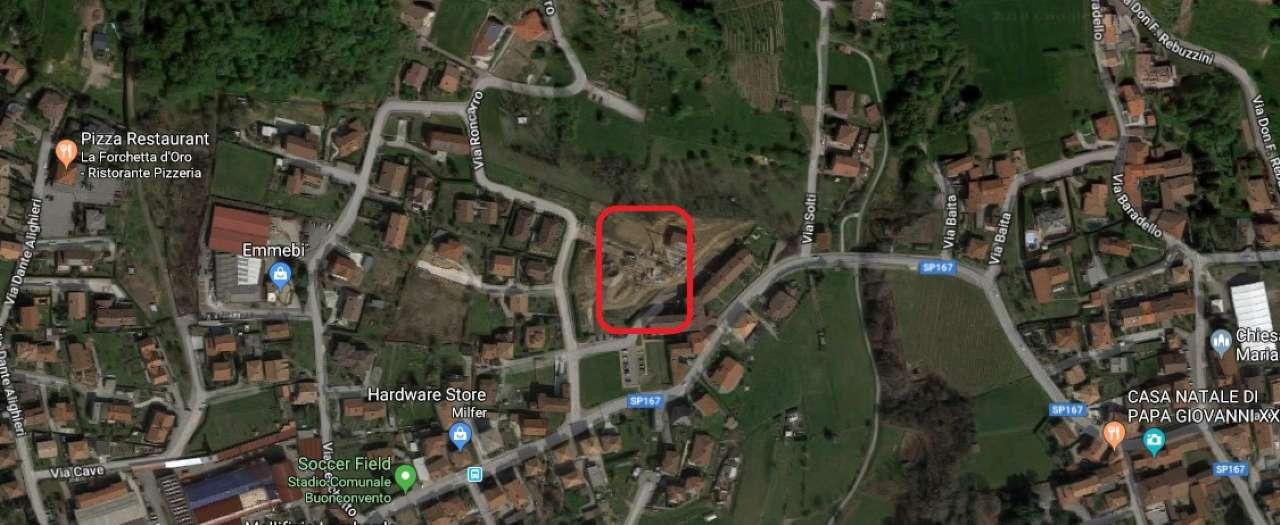 Terreno Edificabile Residenziale in Vendita a Carvico