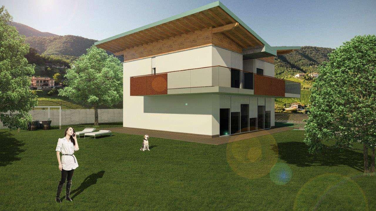 Villa in vendita a Berzo San Fermo, 4 locali, prezzo € 149.000 | CambioCasa.it