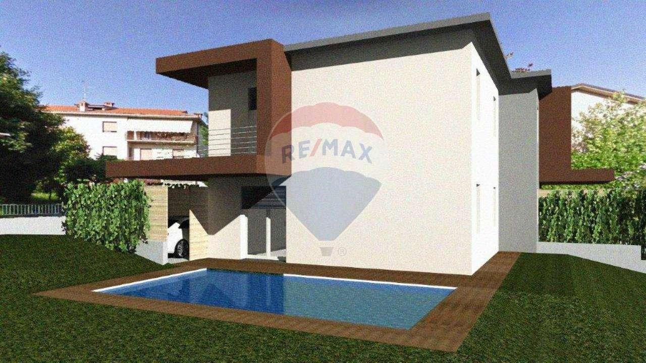 Soluzione Indipendente in vendita a Brembate di Sopra, 4 locali, prezzo € 275.000 | CambioCasa.it