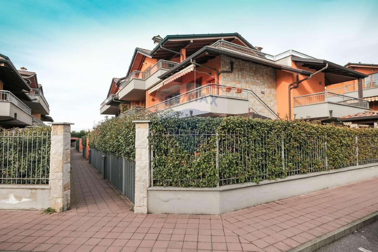 Villa in vendita a Osio Sotto, 4 locali, prezzo € 185.000 | PortaleAgenzieImmobiliari.it