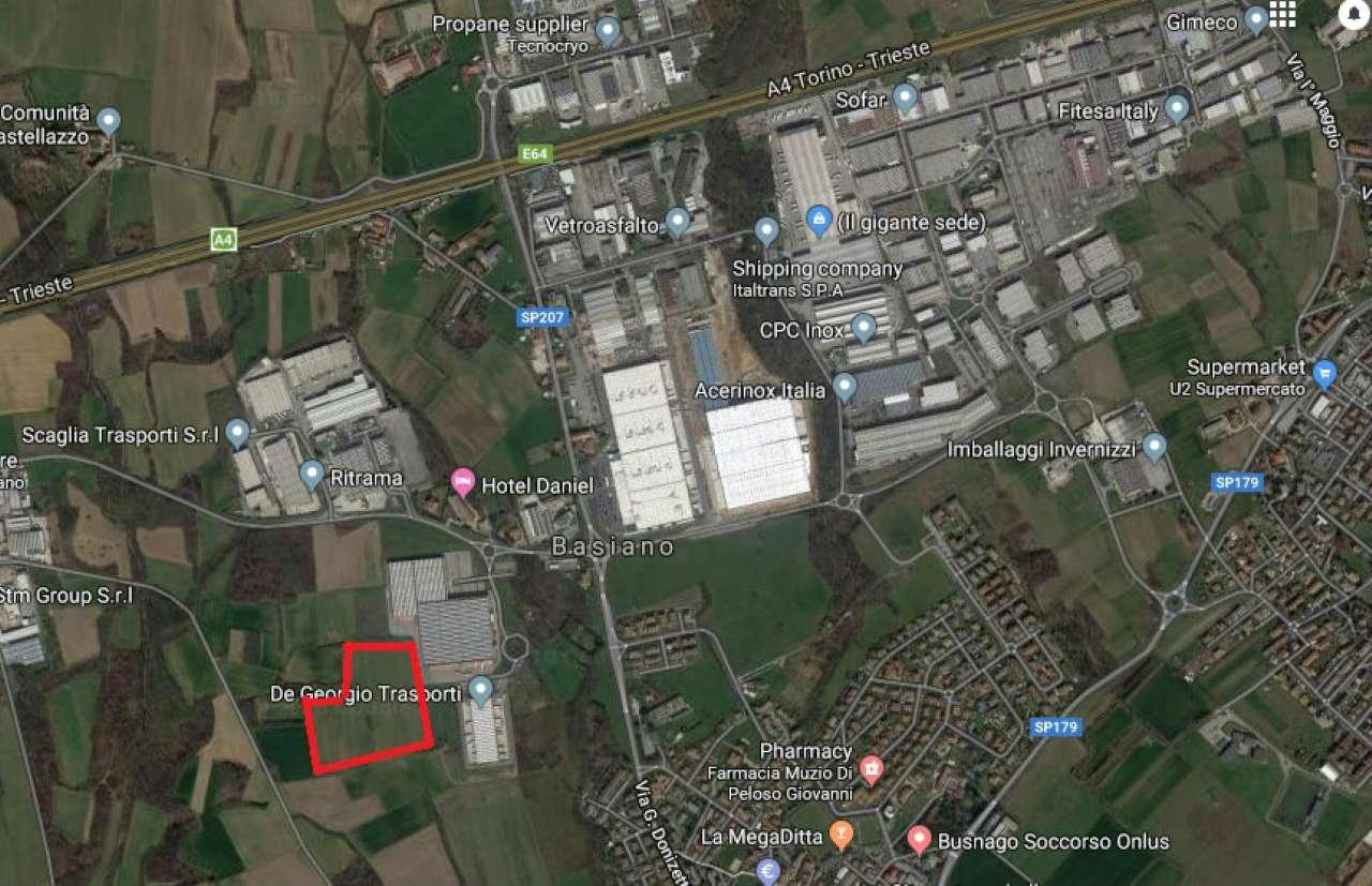 Terreno Edificabile Comm.le/Ind.le in vendita a Basiano, 9999 locali, prezzo € 1.600.000 | CambioCasa.it