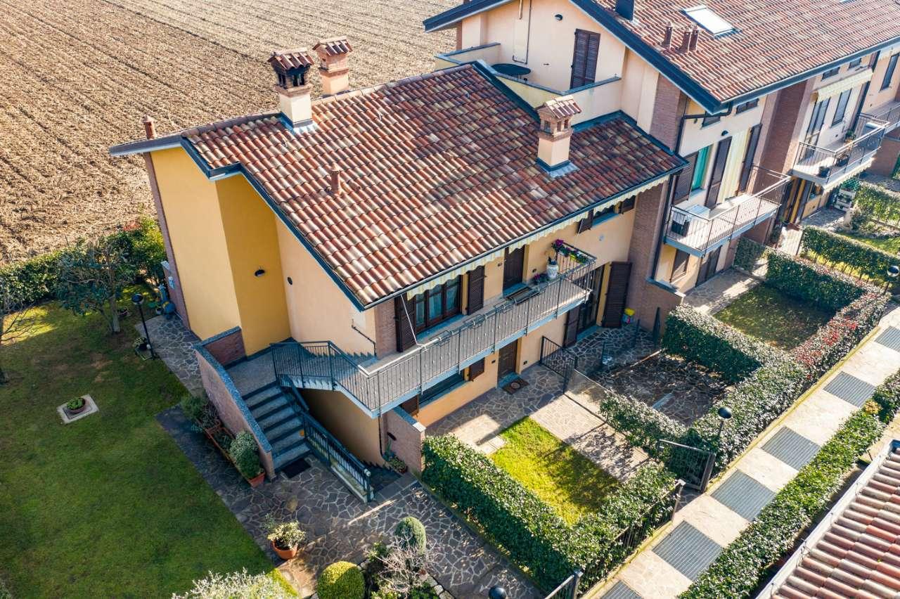 Appartamento in vendita a Mapello, 3 locali, prezzo € 179.000 | CambioCasa.it