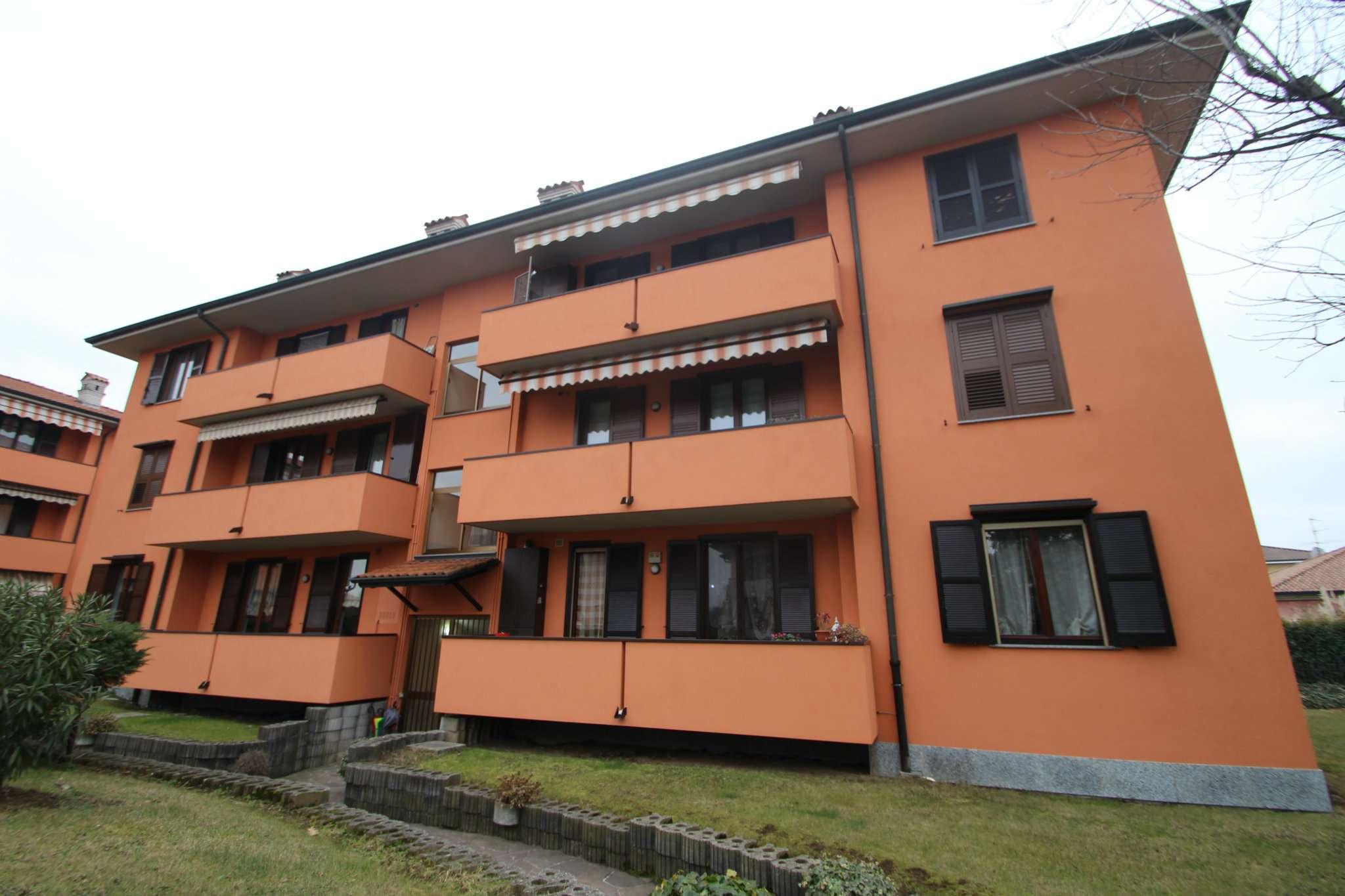 Appartamento in vendita a Bonate Sotto, 3 locali, prezzo € 125.000   PortaleAgenzieImmobiliari.it